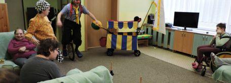 Dr. klaun - klaunská olympiáda - 24